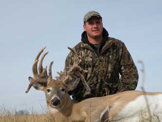 27 point Kansas Antlered Doe!