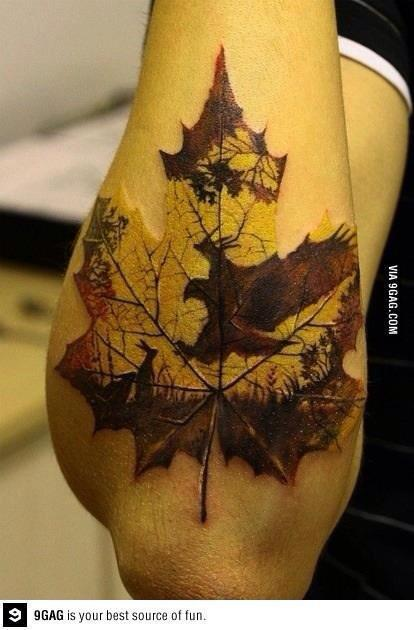 Do you any outdoor themed ink?!